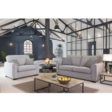 Memphis 3 Seater Sofa by Alstons