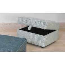 Memphis Storage Stool by Alstons