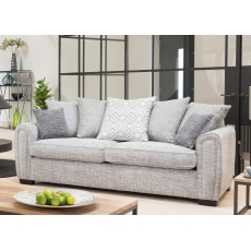 Memphis Grand Pillow Back Sofa by Alstons