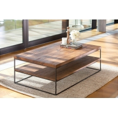 Sundale Coffee Table by Baker