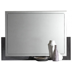 Grigio Mirror for Sideboard  by San Martino