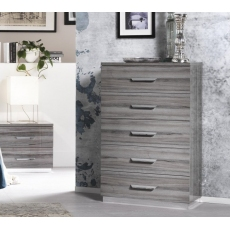 Teverly Tall Chest of Drawers by San Martino