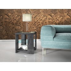 Grigio End Table by San Martino