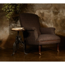 Dalmore Chair by Tetrad Harris Tweed