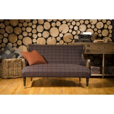 Nairn Compact 2 Seater Sofa by Tetrad Harris Tweed