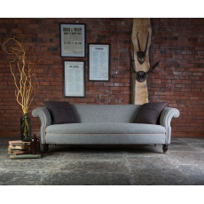 Bowmore Grand Sofa by Tetrad Harris Tweed