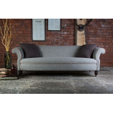 Bowmore Midi Sofa by Tetrad Harris Tweed