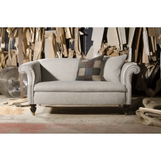 Bowmore Petit Sofa by Tetrad Harris Tweed