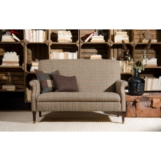 Bowmore Highback Compact Sofa by Tetrad Harris Tweed