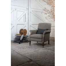 Bowmore Chair by Tetrad Harris Tweed