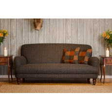 Braemar Midi Sofa by Tetrad Harris Tweed