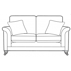 Fleming 2 Seater Sofa by Alstons