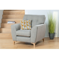 Savannah Armchair by Alstons