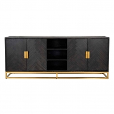 Blackbone Sideboard - Gold Collection