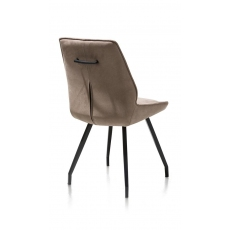 Scott Dining Chair (Taupe) by Habufa