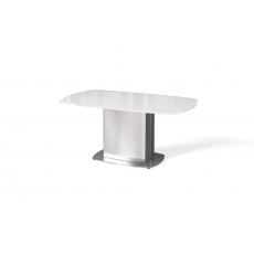 Olivia Coffee Table (Super White) by Torelli