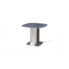 Olivia Lamp Table (Grey) by Torelli