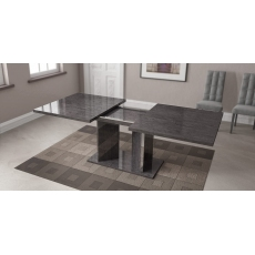 Sarah 180-235cm Extending Dining Table by Status of Italy