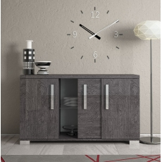 Sarah 3 Door Buffet Sideboard by Status of Italy