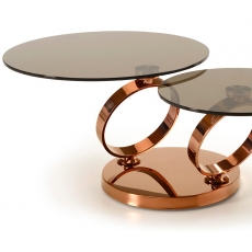 Rose Rings Coffee Table by Kesterport