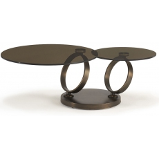 Anelli Rings Coffee Table by Kesterport