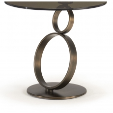 Anelli Rings Lamp Table by Kesterport