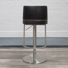 Monza Bar Stool (Black) by HND