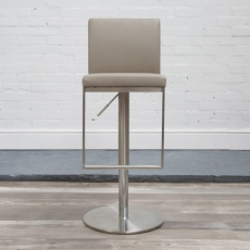 Cadiz Bar Stool (Taupe) by HND