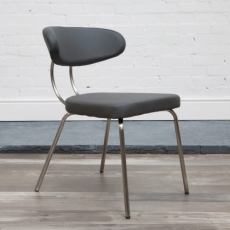 Margot Dining Chair (Grey) by HND