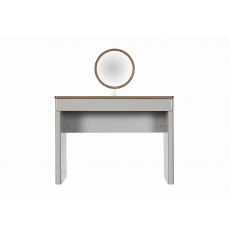 Panache Dressing Table & Mirror by Baker