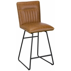 Cooper Bar Stool (Tan) by Baker