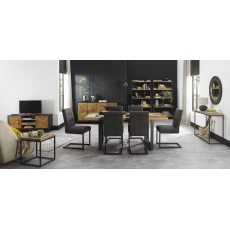 Indus 6-8 Seater Extending Dining Table