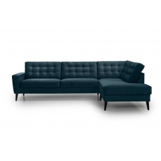 Georgia 3 Seater Sofa with Open Corner (Right Hand) by Softnord