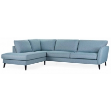 Harper Open Corner 3 Seater Sofa (Left Hand) by Softnord