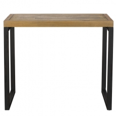 Nixon Rectangular Bar Table by Baker