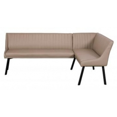 Chloe Corner Dining Bench (Left Hand Facing) by Baker