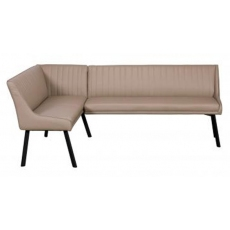 Chloe Corner Dining Bench (Right Hand Facing) by Baker