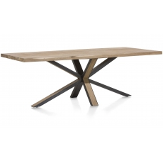 Ovada 200cm Dining Table by Habufa