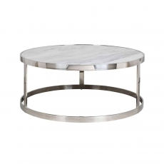 Levanto Round Coffee Table by Richmond Interiors