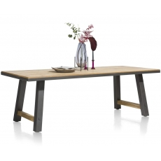 Farmland 240cm Dining Table by Habufa