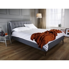 Dexter Upholstered Bed by WhiteMeadow (Three Sizes Available)