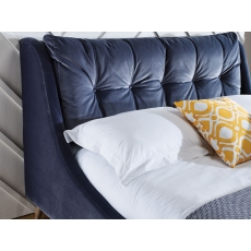 Ralph Upholstered Bed by WhiteMeadow (Three Sizes Available)