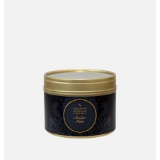 Amber Noir Small Candle Tin by Shearer Candles