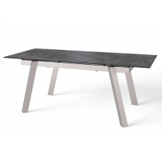 Agata 160cm-200cm Ceramic Extending Dining Table by Torelli