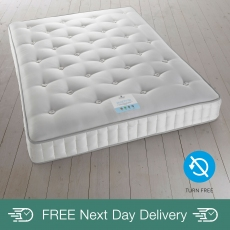 Velocity Turn Free 7250 Mattress by Harrison Spinks