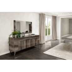 Medea 4 Door Sideboard by Status of Italy
