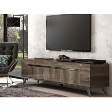 Medea 4 Door TV Unit by Status of Italy