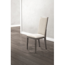 Medea Upholstered Dining Chair by Status of Italy