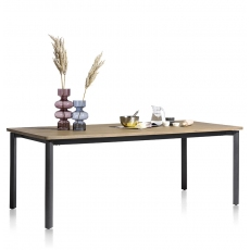 Shirley 180cm Dining Table by Habufa