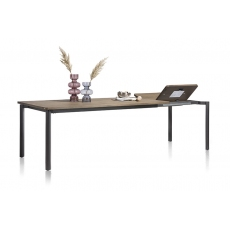 Shirley 160-220cm Extending Dining Table by Habufa